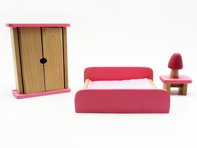 ست اتاق خواب چوبی