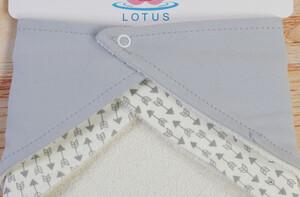 پیشبند دستمال گردنی 2 عددی lotus