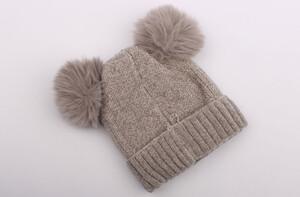 کلاه و شال گردن مخمل (5-3 سال)