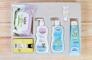 ست محصولات بهداشتی کودک wee care