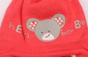 کلاه بافت خرس (3-2 سال)