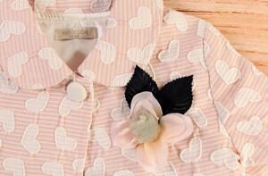 پیراهن و کت baby rose