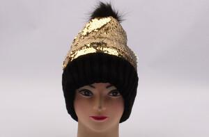 کلاه پولکی بافت (7 سال به بالا)