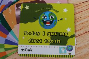 کارت خاطرات کودک