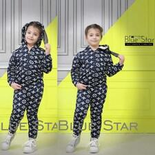 سویشرت و شلوار blue star