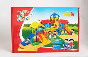 بازی آموزشی پارک شادی (58 قطعه)
