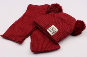 کلاه و شال گردن(12-6 ماه)