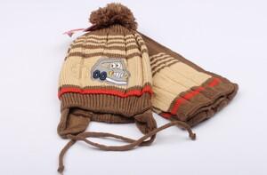کلاه و شال گردن(4-2 سال)