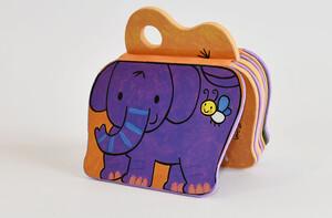 کتاب فومی (فیل کوچولوی شیطون)