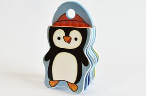کتاب فومی (سر می خوره پنگوئن)