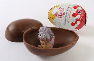 تخم مرغ شانسی آلبینا
