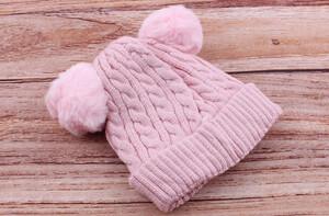کلاه دو پوم توکرک(0-6 ماه)
