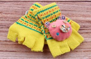 دستکش نیم انگشت عروسکی(5 سال به بالا)