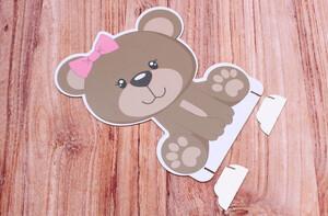 استند خرس تدی
