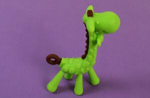 دندانگیر سیلیکونی نوزادی