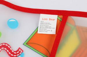 پیشبند جیب دار lion bear