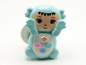 عروسک دالی موشه