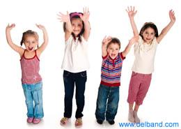 استقلال کودک در لباس پوشیدن