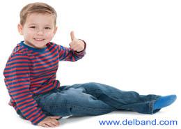 مقاومت کودک در لباس پوشیدن