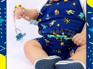 5نکته برای خرید لباس نوزاد