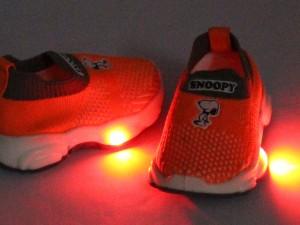 کفش چراغ دار اسنوپی