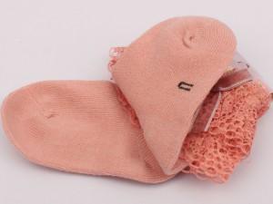 جوراب لب گیپور(12-3ماه)