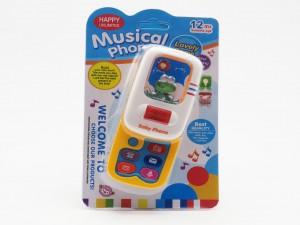 موبایل موزیکال کشویی
