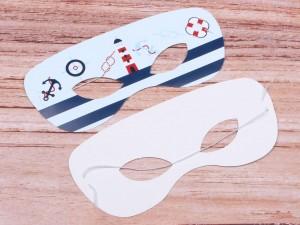 عینک تولد ملوان (6 عددی)