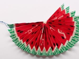 بادبزن تزئینی یلدا (سایز کوچک)