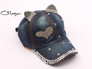 کلاه لبه دار جین (5 سال به بالا)
