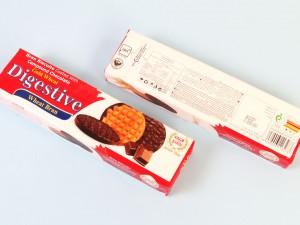 بیسکویت سبوسدار با روکش شکلات 175 گرمی ویتانا