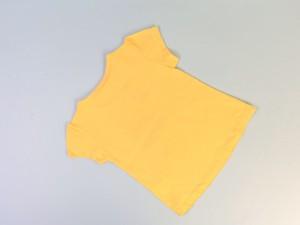 تیشرت زرد بریز