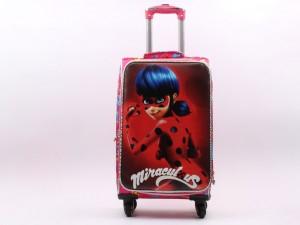 چمدان 20 اینچ دختر کفشدوزکی