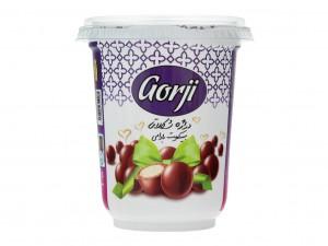 دراژه شکلاتی با بیسکویت بادامی 120 گرمی گرجی
