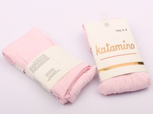جوراب شلواری صورتی Katamino