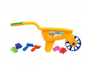 فرغون و ابزار شن بازی