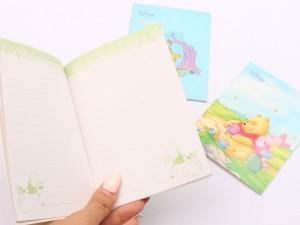 دفترچه یادداشت پوه Pooh