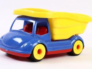 کامیون اسباب بازی خنگ