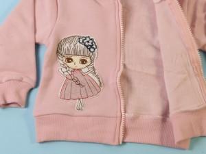 سویشرت کلاهدار fashion cat