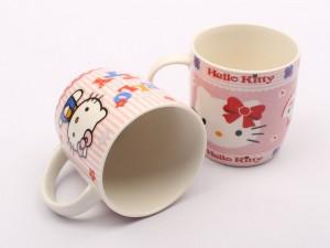 ماگ سرامیکی کیتی Hello Kitty (تنوع طرح و رنگ)