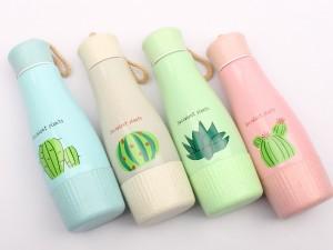 بطری آب گیاهان آبدار