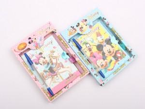 دفترچه خاطرات (تنوع طرح و رنگ)
