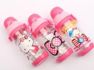 قمقمه نی دار کیتی Hello Kitty