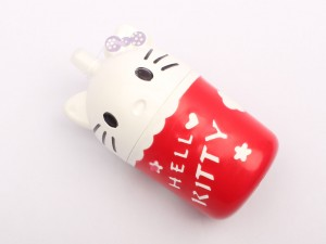 لیوان نی دار کیتی Hello Kitty