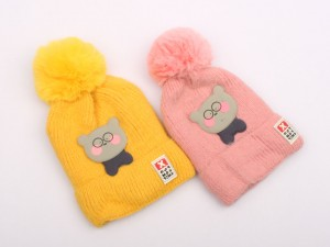 کلاه بافت تو کرک خرس (8-3 سال)