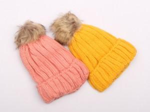 کلاه بافت آستردار (6-2 سال)