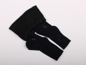 جوراب شلواری سرمه ای (12-6 سال)