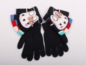 دستکش انگشتی عروسکی سه کاره
