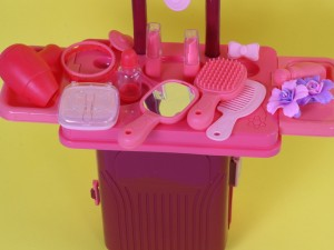 ست ارایشی چمدانی lirunjie