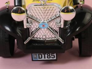 ماشین قدرتی  رولزرویس  dorj toy